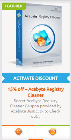AceByte Registry Cleaner Coupon