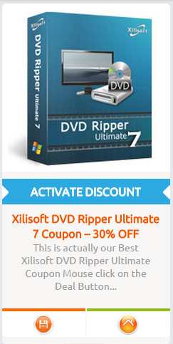 Xilisoft DVD Ripper Ultimate Review Coupon
