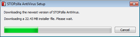 Download STOPzilla antivirus 7