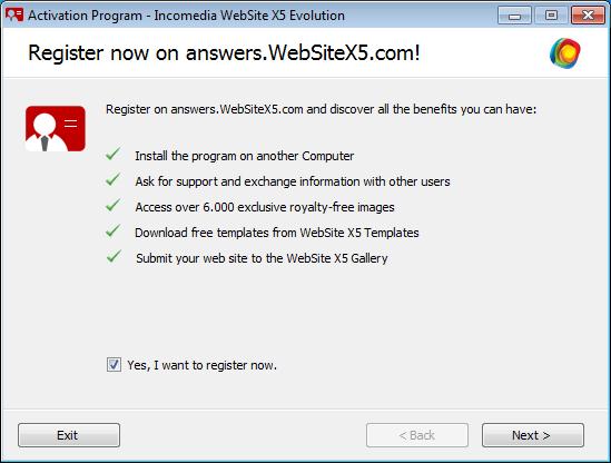 Website_X5_Evolution_11_Registration