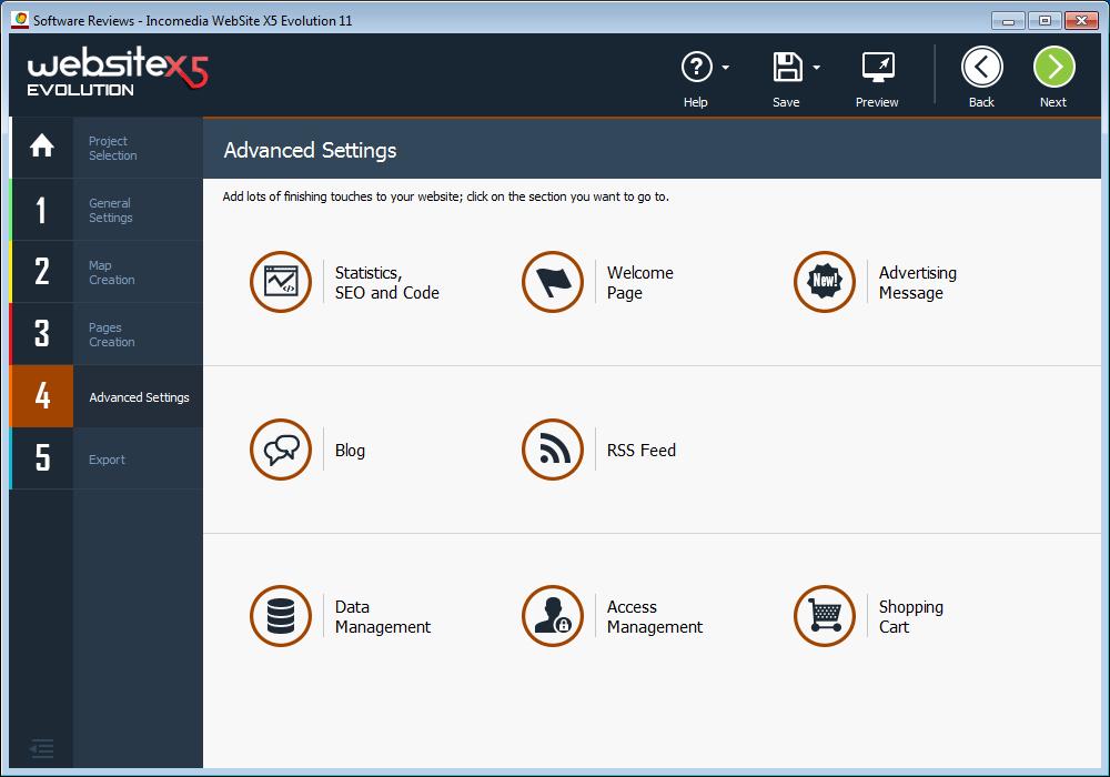 Website_X5_Evolution_11_advanced_settings