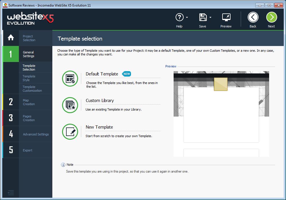 Website_X5_Evolution_11_template_review