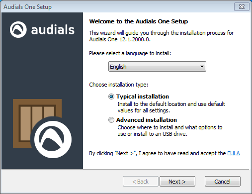 Audials_Installation