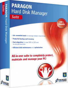 Paragon Hard Disk Manager 15 Suite Review & Coupon