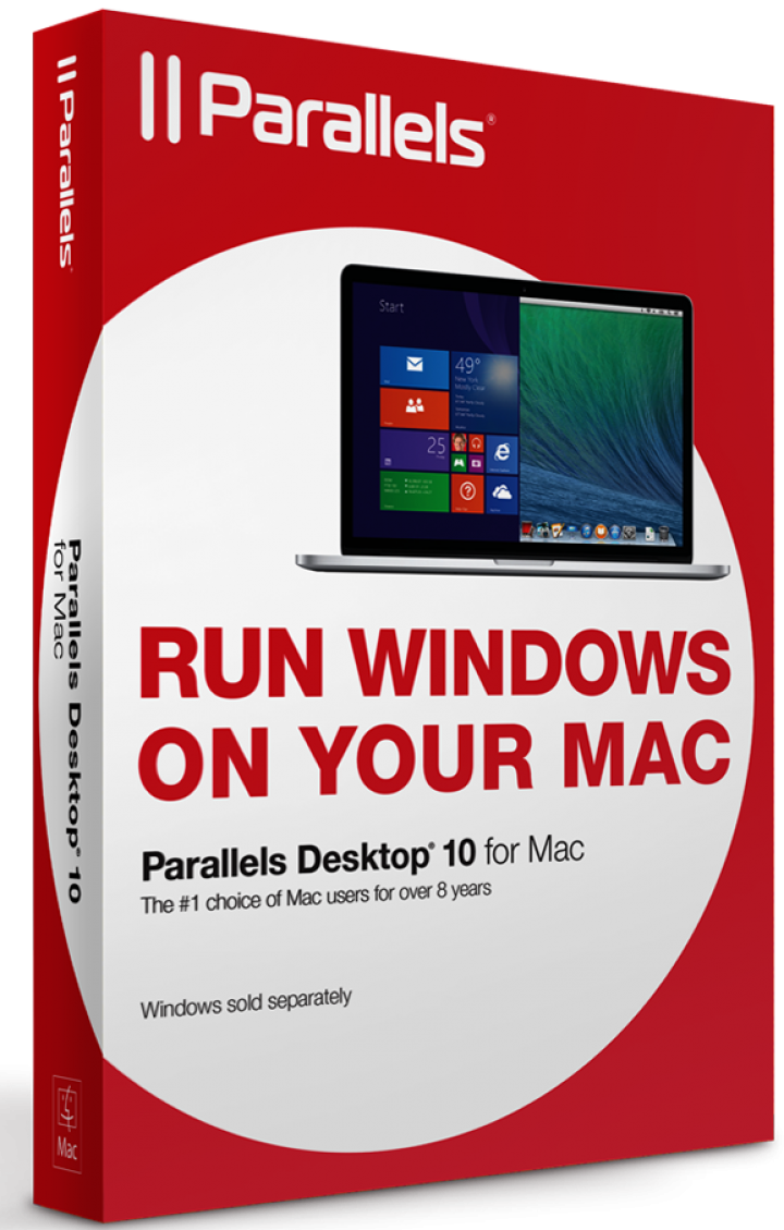Parallels Desktop 10 for Mac Review