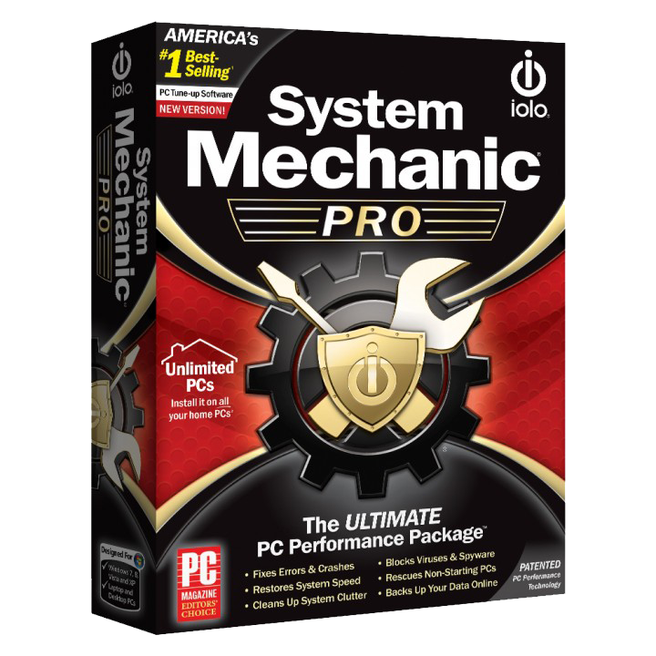 System Mechanic Pro Review & Coupons