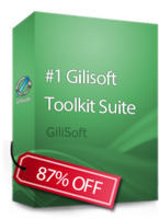 #1 Gilisoft Toolkit Suite Coupon