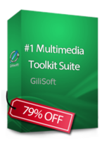 15 Percent – #1 Multimedia Toolkit Suite