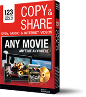 123 Copy DVD Gold Coupon