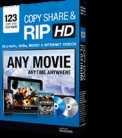 123 Copy DVD Platinum Coupons