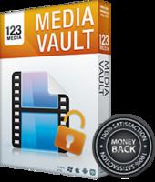 15% – 123 Media Vault