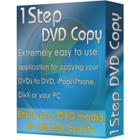 1Step DVD Copy Full Coupon – 50%
