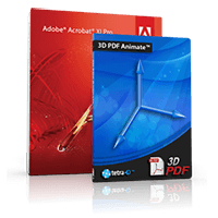 Tetra4D 3D PDF Animate Suite Coupons 15% OFF