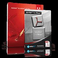 Tetra4D PDF Software 3D PDF for Maya Suite Coupons