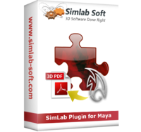 Exclusive 3D PDF for Maya Coupons