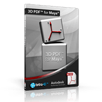 15% Tetra4D 3D PDF for Maya Coupon Sale