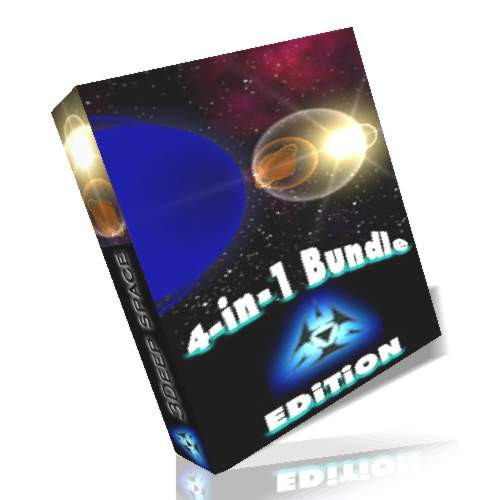 3D Space Screensavers All-in-One Bundle EDITION* Coupon Code – 20%