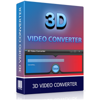 3D Video Converter Coupon – 50%