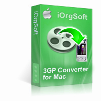 3GP Converter for Mac Coupon – 40%