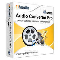4Media Audio Converter Pro for Mac Coupon Code – 40%