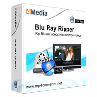 40% 4Media Blu Ray Ripper for Mac Coupon