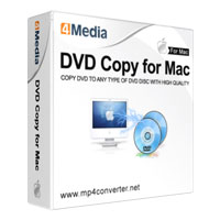15% Off 4Media DVD Copy for Mac Coupon