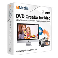 4Media DVD Creator for Mac Coupon Code – 40%
