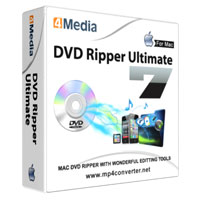 40% OFF 4Media DVD Ripper Ultimate 7 for Mac Coupon Code