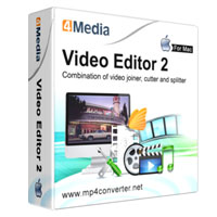 4Media Video Editor for Mac Coupon – 40%