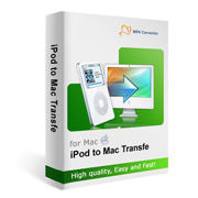 4Media iPod to Mac Transfer Coupon Code – 40%