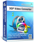 4Videosoft Studio – 4Videosoft 3GP Video Converter Coupon
