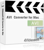 4Videosoft AVI Converter for Mac Coupon – 90% OFF