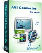 4Videosoft AVI Converter for Mac Coupon