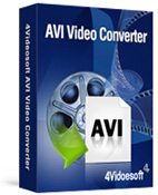4Videosoft AVI Video Converter Coupon Code – 90%