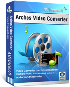 4Videosoft Archos Video Converter Coupon