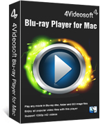 4Videosoft Blu-ray Player for Mac Coupon – 90% Off