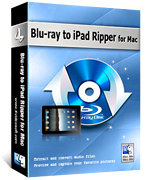 4Videosoft Blu-ray to iPad Ripper for Mac Coupon – 90%