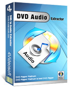 Exclusive 4Videosoft DVD Audio Extractor Coupon Discount
