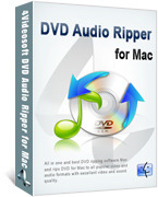 4Videosoft DVD Audio Ripper for Mac Coupon