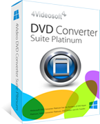 4Videosoft DVD Converter Suite Platinum Coupon