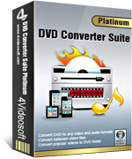 90% 4Videosoft DVD Converter Suite Platinum Coupon