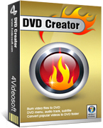 4Videosoft DVD Creator Coupon Code – 90% OFF