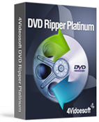 90% 4Videosoft DVD Ripper Platinum Coupon