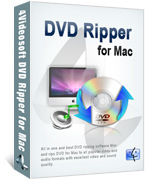 4Videosoft DVD Ripper for Mac Coupon