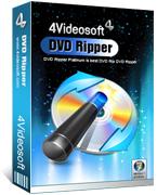 4Videosoft DVD Ripper Coupons