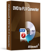 4Videosoft DVD to FLV Converter Coupon Code – 90%
