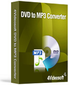 4Videosoft DVD to MP3 Converter Coupon – 90%