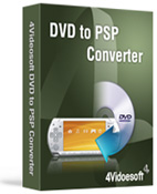 4Videosoft DVD to PSP Converter Coupon – 90%
