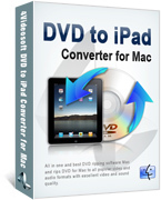 4Videosoft DVD to iPad Converter for Mac Coupon