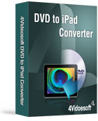4Videosoft DVD to iPad Converter Coupon Code – 90% Off